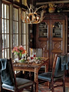 the country kitchen eating nook of my dreams ...