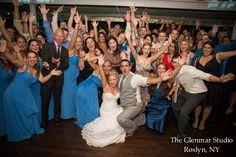 www.glenmarstudio.com #glenmarstudio #weddingphotography #weddingday #reception #weddingsarefun #brideandgroom #groupshot