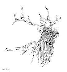 Image result for elk artwork