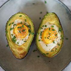 Healthy Living Recipes, Healthy Snacks, Avocado, Food N, Food And Drink, Breakfast Recipes, Snack Recipes, Lchf, Keto