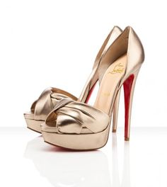 Christian Louboutin Shoes Volpi 150mm Alba