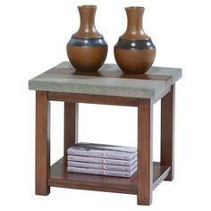 Progressive Furniture Cascade Lamp Table - P426-02