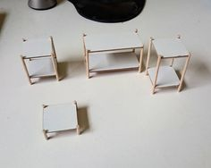 Making some scale models. #furniture . . #scalemodel #scale #shelving #Rotterdam #wood #small #modelmaking #concept #wood #lorier #studiolorier #shelf #design #interiordesign #interior #interieur #ontwerp #stage #roffa