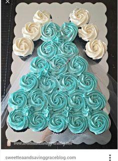 Pull apart Cupcakes