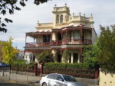 Wardlow House, Melbourne  Australia. Location of the filming of Miss Fisher's Murder Mysteries. This fun series is worth watching for the interior sets and the gorgeous costumes.