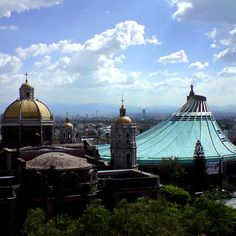 Basílica de Guadalupe in #MexicoCity. Get directions using #Wipapps www.wipapps.com