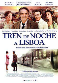 """Tráiler de """"Tren de noche a Lisboa"""". Información, sinópsis y ficha técnica de la película"""