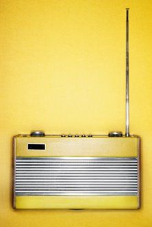 Yellow Radio / Get to know more retro inspiration here >