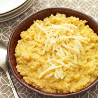 Creamy Brown Rice Risotto by Melissa d'Arabian