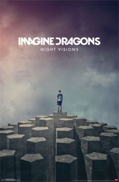 Imagine Dragons - Night Visions Poster at AllPosters.com