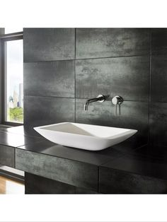 Our sink Contemporary counter top sink Stone resin