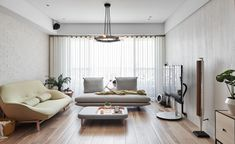 Family Home With Dashes Of Pastel Colour Decor