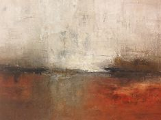 Abstract Painting Inner Journey Series by Eric and Jessica Crabtree
