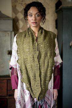 6baec9402ad6c0 Ravelry  Imbiana pattern by Donna Yacino Infinity Scarf Knitting Pattern