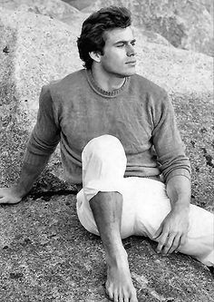 Jon-Erik Hexum (1957-1984.) A really talented actor gone much too soon. His work has far transcended his short life. He was an original. RIP Jon-Erik. Miss you.