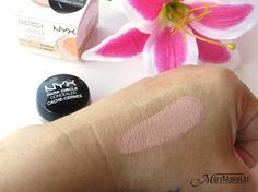 Nyx Make-up Haul Dark Circle in Light