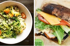 You don't need to turn your back on your favorite foods to be healthy. Low Carb Recipes, Healthy Recipes, Healthy Options, Clean Eating Recipes, Healthy Eating, Tasty Dishes, I Love Food, Food For Thought, Food Inspiration