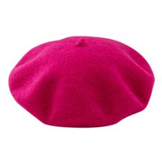 39de6672a676a French Beret-100% Wool Solid Color Womens Beanie Cap Hat By ICSTH (One  size