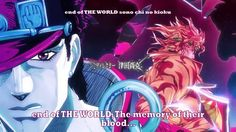 JoJo Sono Chi no Kioku ~end of THE WORLD~ English sub