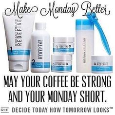 Got a bad case of the Mondays? I can help! Message me to learn more about this amazing company and how it can change your vision of your future!  :)
