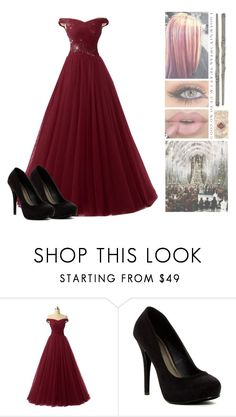 """""""Geen titel #38"""" by gwenny2000 ❤ liked on Polyvore featuring Michael Antonio"""