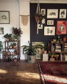 good bohemian living room design and decor ideas 1 Decor, Cheap Home Decor, Home Decor, Room Inspiration, Hippie Home Decor, House Interior, Apartment Decor, Home Deco, Living Room Designs