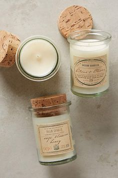 Shop unique candles that make the perfect gift. Explore Anthropologie's collection of scented candles and pretty candles. Unique Candles, Home Candles, Diy Candles, Scented Candles, Modern Candles, Candle Packaging, Candle Labels, Candle Jars, Candle Store