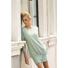 Mint Fraiche Oversized Dress - All My DIBS - 1