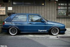 Classic Car News Pics And Videos From Around The World Supercars, Volkswagen Golf Mk2, Civic Hatchback, Lancia Delta, Golf 1, Top Cars, Mk1, Automotive Design, My Ride