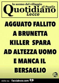 Agguato fallito a Brunetta. Killer spara ad altezza uomo e manca il bersaglio