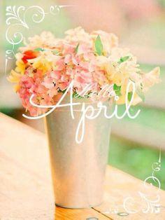 April ♥️