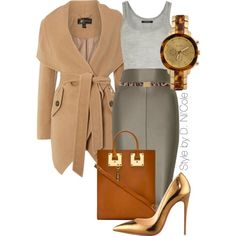 A fashion look from December 2014 featuring Isabel Marant tops, Lipsy coats and Bailey 44 skirts. Browse and shop related looks.