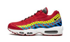 """Nike Air Max 95 """"Baltimore - Home"""" - 600 Air Max Sneakers, Sneakers Nike, Nike Air Max Running, Air Max 95, Foot Locker, Preakness Stakes, Custom Sneakers, Home And Away, Sneakers Fashion"""