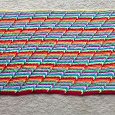 1000+ images about CROCHET - APACHE TEARS/SCRAPPY STRIPES ...