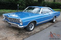 1967 Ford Galaxie 500 2 Door Coupe 289 V8