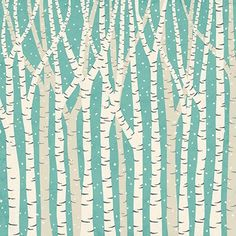 print & pattern : October Afternoon