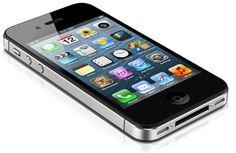 #iPhone 4S Black