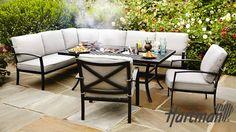 hartman cast aluminium garden furniture