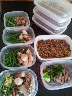 A life of fitness, clean eating and Isagenix: How to become a Meal Prepping Pro!