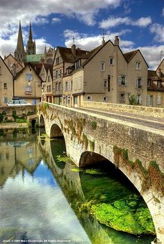 Travel Inspiration for France - Chartres, France