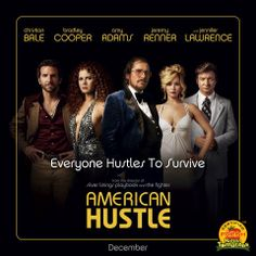 #AmericanHustle is certified fresh by Rotten Tomatoes! http://www.rottentomatoes.com/m/american_hustle/  Now playing in select theaters and everywhere Dec. 20. http://www.fandango.com/americanhustle_164469/movieoverview