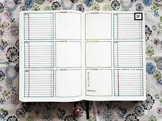 New spread! Finding that I work more and more based on my #braindump on my current projects.