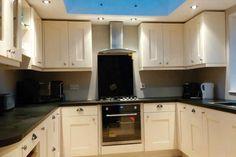 A Milbourne Alabaster Kitchen - http://www.diy-kitchens.com/kitchens/milbourne-alabaster/details/