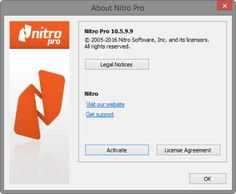 Nitro Pro 10 Serial Number + Crack Full Version Free Download