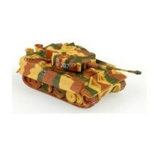 1:144 Scale Tiger I Ausf. E  WWII  Die-Cast Army German Heavy Toy Tank -RARE  #NewMilleniumToys #Tiger