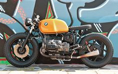BMW R80 The Killer Bee #IWC7 by Ironwood Motorcycles