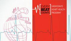 Every Beat Counts: Hadassah's Heart Health Program