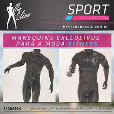 Nova linha Sport Collection - By My Store Brasil
