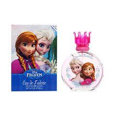 Disney Frozen Eau de Toilette Natural Spray 100ml