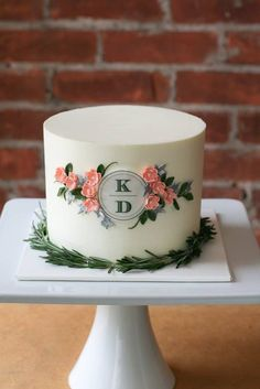 buttercream by erica obrien cake design